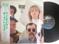 HARD ! ЧИП ТРИК / Cheap Trick - ONE ON ONE - JP LP 1982