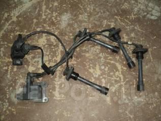Высоковольтные провода. Toyota Corona, AT211, AT210 Toyota Caldina, AT191, AT211 Toyota Carina, AT211 Двигатели: 4AFE, 7AFE