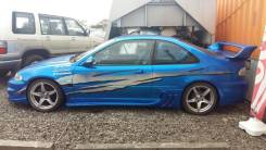 Обвес кузова аэродинамический. Honda Civic, EJ1