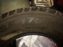 Dunlop SP 175. Летние, износ: 40%, 2 шт