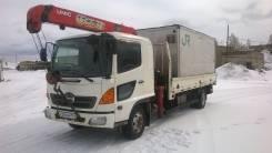Hino Ranger. Продается грузовик , 8 000куб. см., 4x2