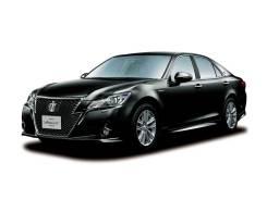Toyota Crown. 7.5x17, 5x114.30, ET40