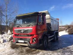 Volvo FMX. Самосвал 400, 12 000 куб. см., 30 000 кг.