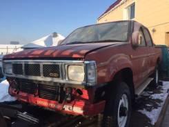 Nissan Datsun. BMD21, TD27