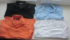 Рубашки школьные. Рост: 122-128, 128-134, 134-140, 140-146 см