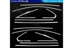 Молдинг стекла. Toyota Prius, ZVW50, ZVW51. Под заказ