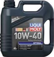 Liqui moly Optimal Synth. Вязкость 10W-40
