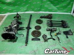 Механическая коробка переключения передач. Subaru Forester, SG5