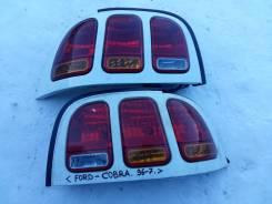 Стоп-сигнал. Ford Mustang, S550 Двигатели: ECOBOOST, COYOTE, DURATEC37