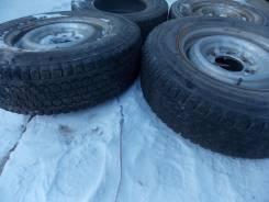 Bridgestone Blizzak W965. Зимние, без шипов, 2006 год, износ: 20%, 4 шт