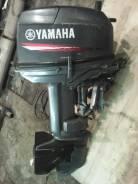 Yamaha. 30,00л.с., 2х тактный, бензин, нога S (381 мм), Год: 2013 год