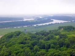 Рыболовная Мекка вблизи реки Суйфун. 60 000 кв.м., собственность, электричество, вода, от агентства недвижимости (посредник)