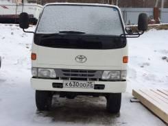 Toyota Dyna. Обмен на эксковатор, 2 800 куб. см., 1 250 кг.