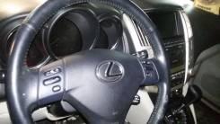 Руль. Lexus RX300, MCU35 Lexus RX300/330/350, GSU35, MCU35, MCU38 Двигатели: 1MZFE, 2GRFE, 3MZFE