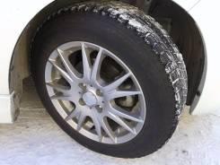 Bridgestone B249. Всесезонные, 2012 год, износ: 10%, 4 шт