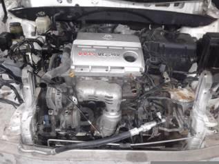 Двигатель в сборе. Toyota Harrier, MCU30