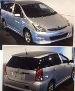 Ноускат. Toyota Wish, ZNE14, ZNE14G Двигатель 1ZZFE