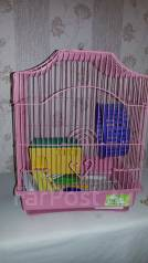Продам Клетка б/у для хомяков, птиц.