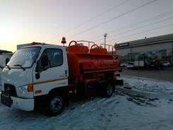 Hyundai HD78. HD78 Топливозаправщик, 3 933 куб. см., 4,90куб. м.