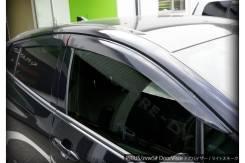 Ветровик на дверь. Toyota Prius, ZVW50, ZVW55, ZVW51 Двигатель 2ZRFXE