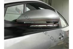 Накладка на зеркало. Toyota Prius, ZVW50, ZVW55, ZVW51 Двигатель 2ZRFXE