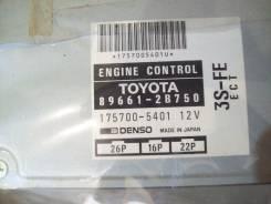 Блок управления двс. Toyota Celica, ST202, ST203 Toyota Carina ED, ST202, ST203 Toyota Corona Exiv, ST203, ST202 Toyota Curren, ST207, ST206 Двигатель...