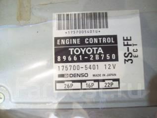 Блок управления двс. Toyota Celica, ST202, ST202C, ST203 Toyota Curren, ST206, ST207 Toyota Carina ED, ST202, ST203 Toyota Corona Exiv, ST202, ST203 Д...