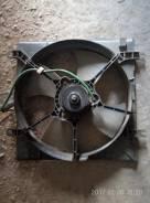 Вентилятор охлаждения радиатора. Honda CR-V, RD1 Двигатель B20B