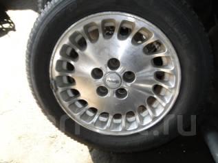 Колеса 215/60/16 на Nissan. 6.0x16 5x114.30