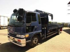 Hino Ranger. бортовой грузовик с манипулятором., 8 200 куб. см., 8 000 кг. Под заказ