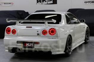 Спойлер. Nissan Skyline, BNR34