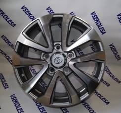 Toyota. 8.5x20, 5x150.00, ET60, ЦО 110,5мм.