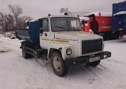 ГАЗ 3309. Самосвал ГАЗ-3309, 4 120 куб. см., 4 000 кг.
