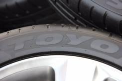 Toyo Proxes T1 Sport. Летние, 2015 год, без износа, 2 шт