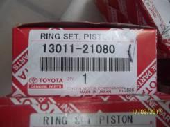 Кольца поршневые. Toyota Sienta, NCP81 Toyota Corolla Fielder, NZE121 Toyota Allex, NZE121 Toyota Corolla Runx, NZE121 Двигатель 1NZFE