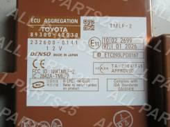 Блок иммобилайзера. Toyota RAV4, ACA31, ACA36, ACA31W Двигатель 2AZFE