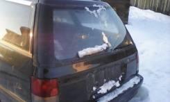 Крышка багажника. Subaru Legacy