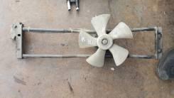 Вентилятор охлаждения радиатора. Kia Bongo