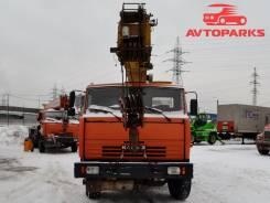 Камаз Ивановец. Продается автокран 25 тонн Ивановец КС 45717-К на шасси Камаз 6х4, 10 850 куб. см., 1 400 кг., 25 м.