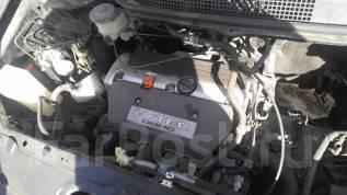 Двигатель в сборе. Honda Stepwgn, RF3 Двигатель K20A