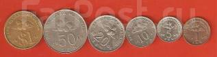 Набор монет Малайзия