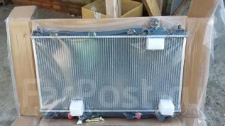 Радиатор охлаждения двигателя. Honda Civic Двигатель D15B