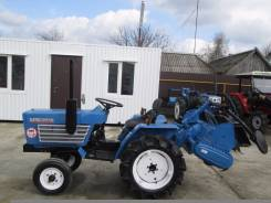 Iseki. Японский мини трактор TU1500, 15 л.с.
