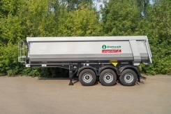 Grunwald. Самосвальный полуприцеп Gr-TSt 27, 30 000 кг.