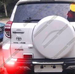 Стоп-сигналы в бампер задний Toyota LED, новые, качество. Toyota: Ipsum, Corolla Rumion, Previa, Picnic Verso, RAV4, Avensis Verso, Wish, Alphard, Tar...