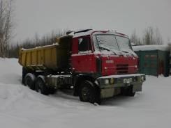 Tatra. Татра-815, 10 850 куб. см., 15 000 кг.