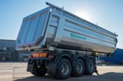 Grunwald. Самосвальный полуприцеп Gr-TSt 36, 42 000 кг.