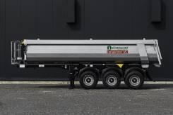 Grunwald. Самосвальный полуприцеп Gr-TSt 22, 31 500 кг.