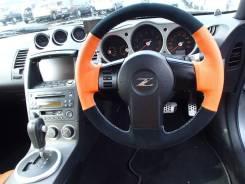 Руль. Nissan 350Z, Z33, HZ33 Nissan Fairlady Z, HZ33, Z33 Двигатели: VQ35HR, VQ35DE, NEO