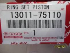 Кольца поршневые. Toyota: Dyna, Kijang, Regius Ace, Hiace, Tacoma, ToyoAce, Land Cruiser Prado, Hilux Surf, Coaster, Innova, Fortuner, Hilux Двигатель...